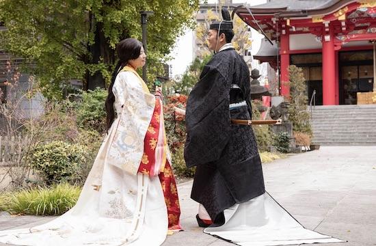 十二単 結婚式プラン